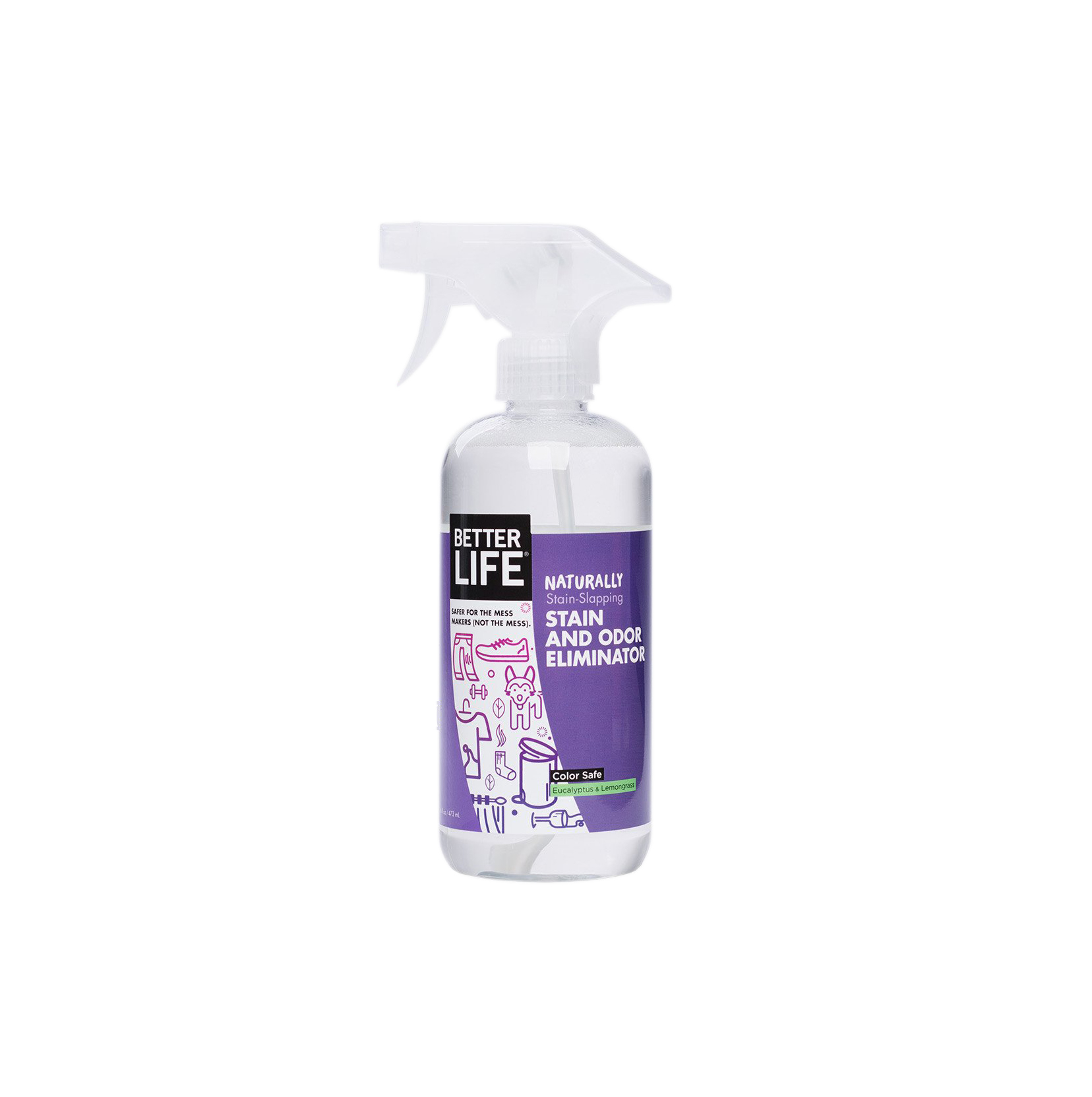 Better Life Stain and Odor Eliminator