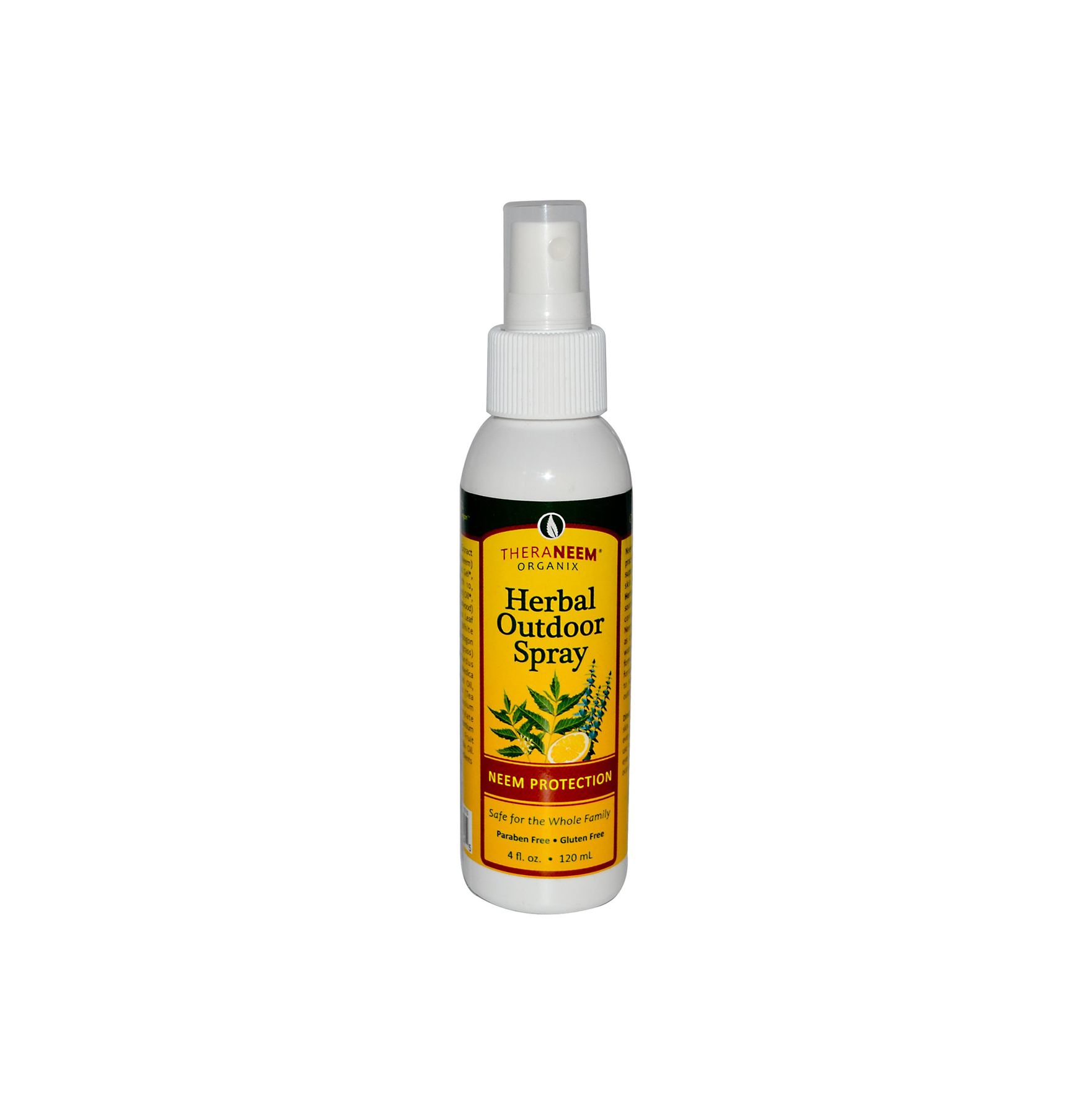 TheraNeem Herbal Outdoor Spray by Organix South