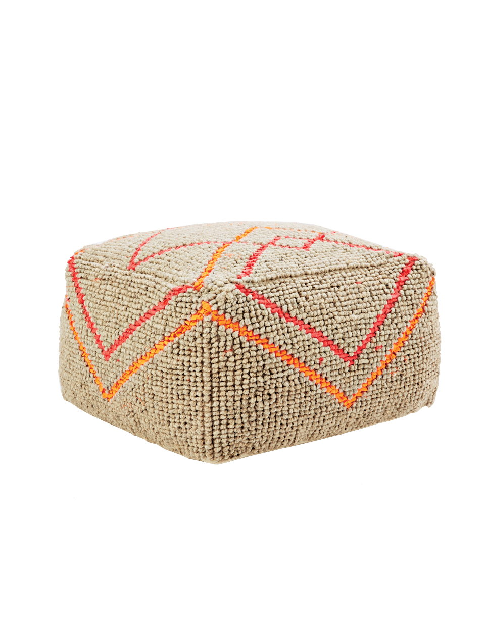 neon-diamond-pouf