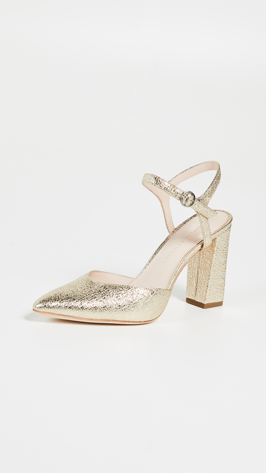 Loeffler Randall Metallic Pumps (New Year's Eve Shoes)