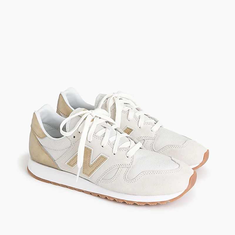 Women's New Balance for J.Crew 520 sneakers