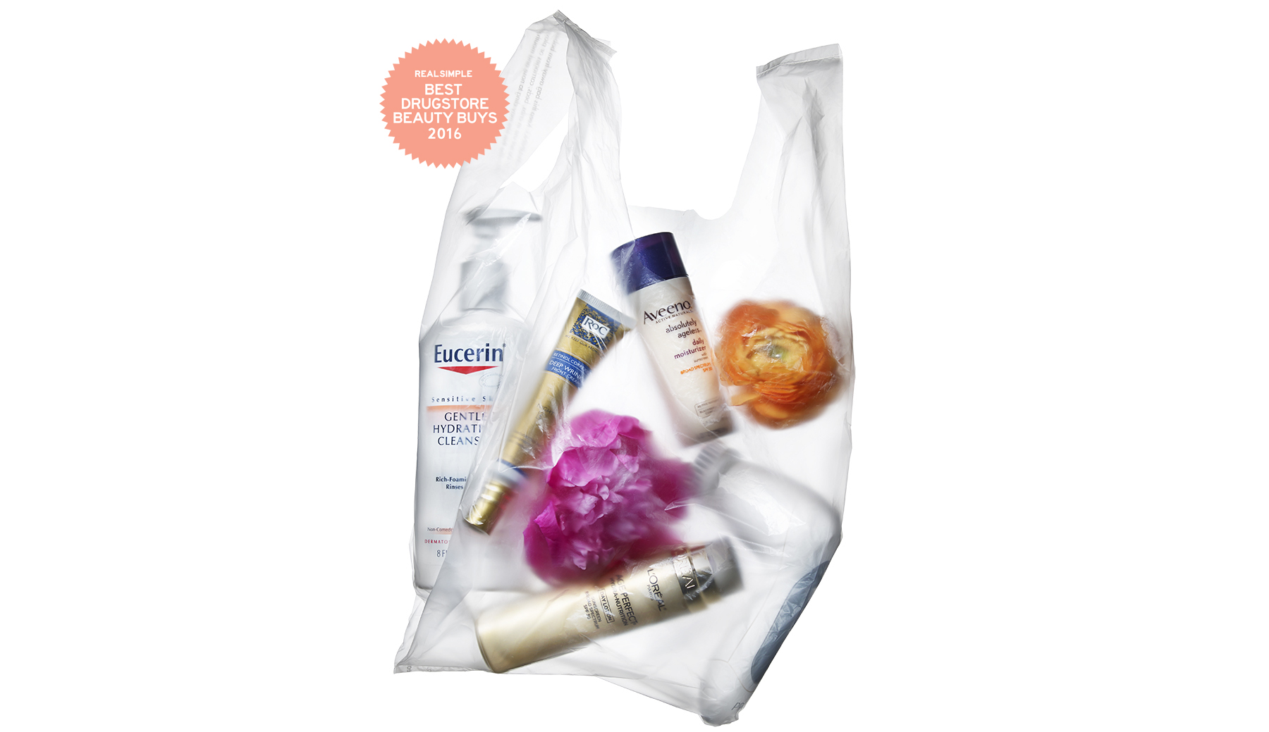 Drugstore products for normal or combination skin