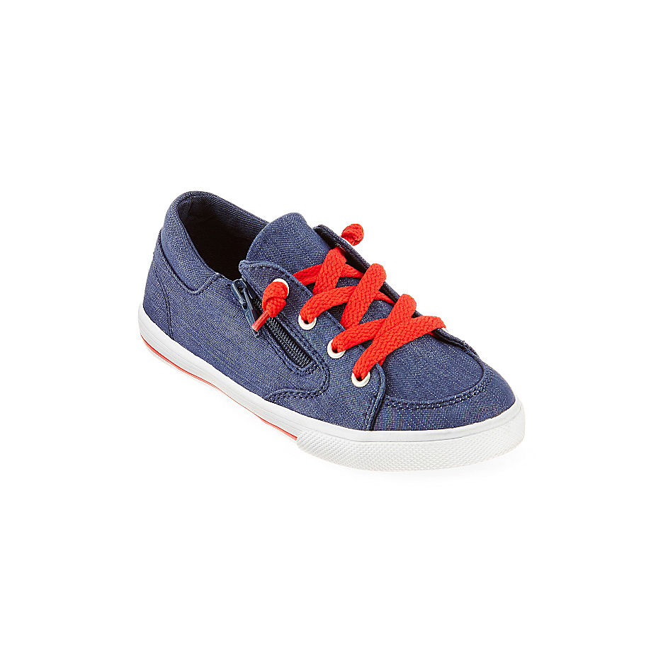 Okie Dokie Garrin Boys Sneakers Denim
