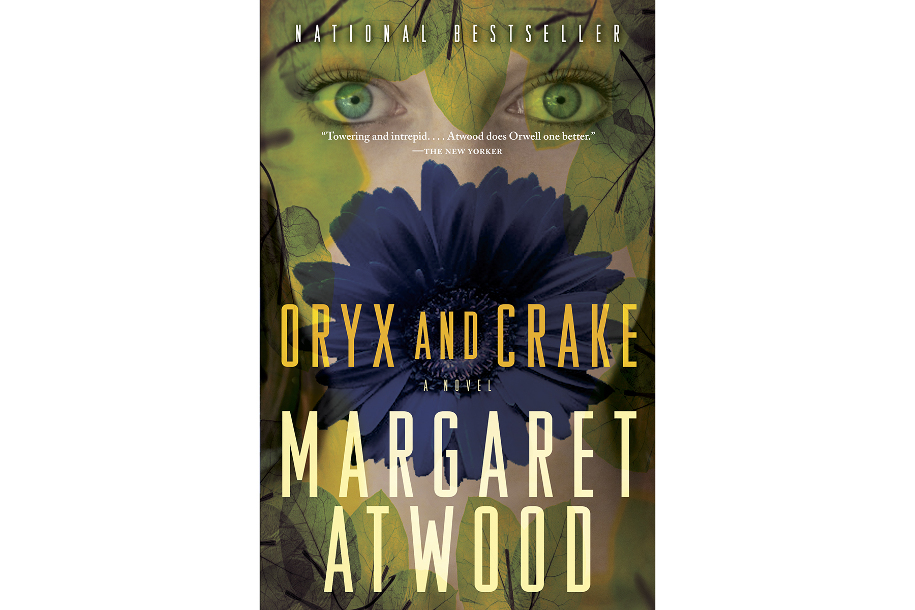 Oryx and Crake (Handmaid's Tale)