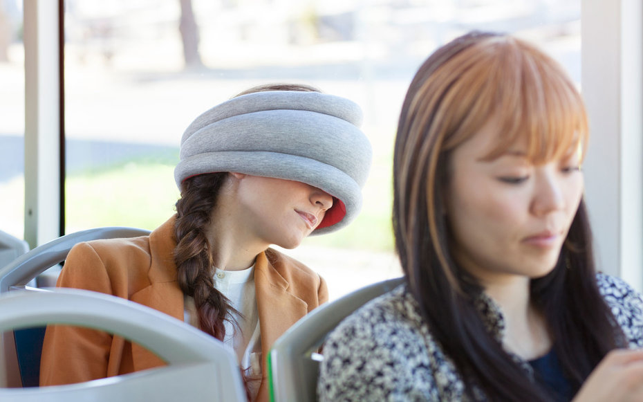 The Ostrich Pillow Light
