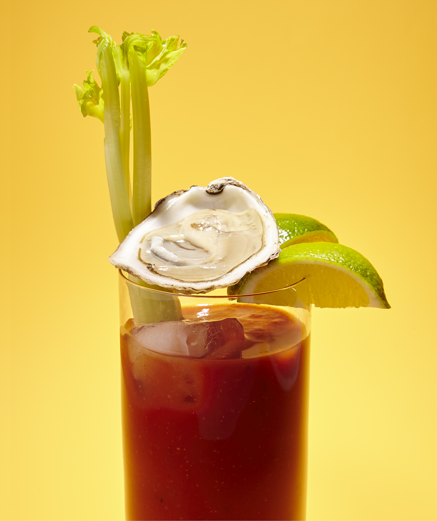 Raw Bar Bloody Mary