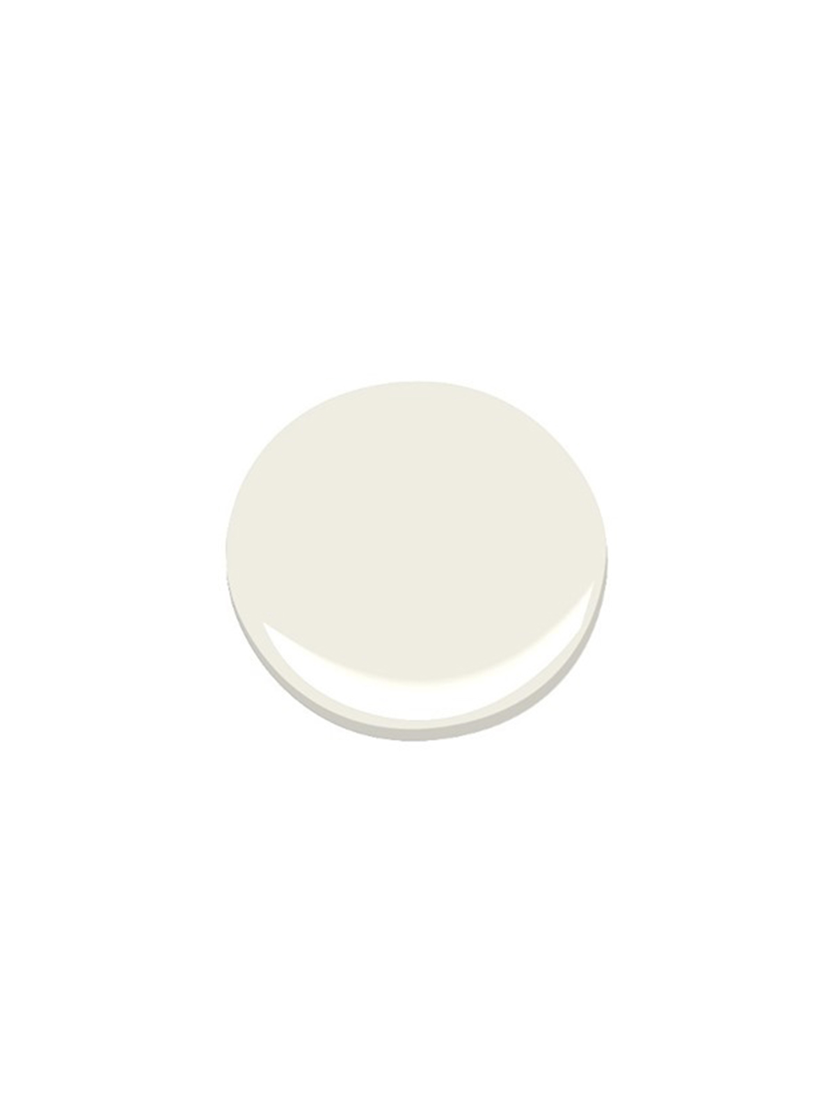 Paint Colors Look Larger, Swiss Coffee by Dunn Edwards