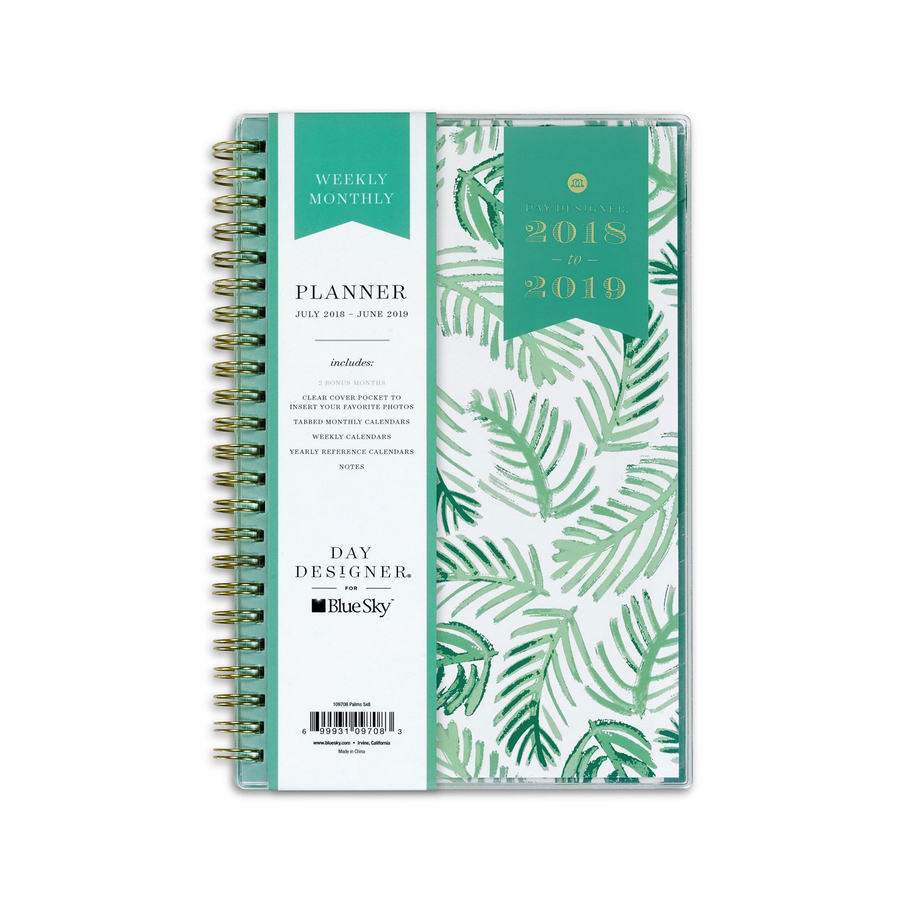 Day Designer Academic Year Planner