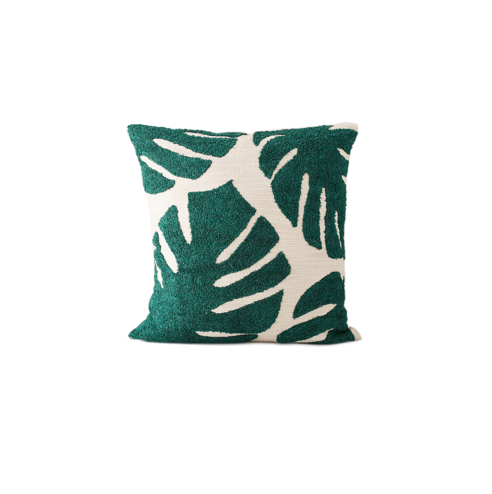 Assembly Home Crewel Palms Pillow