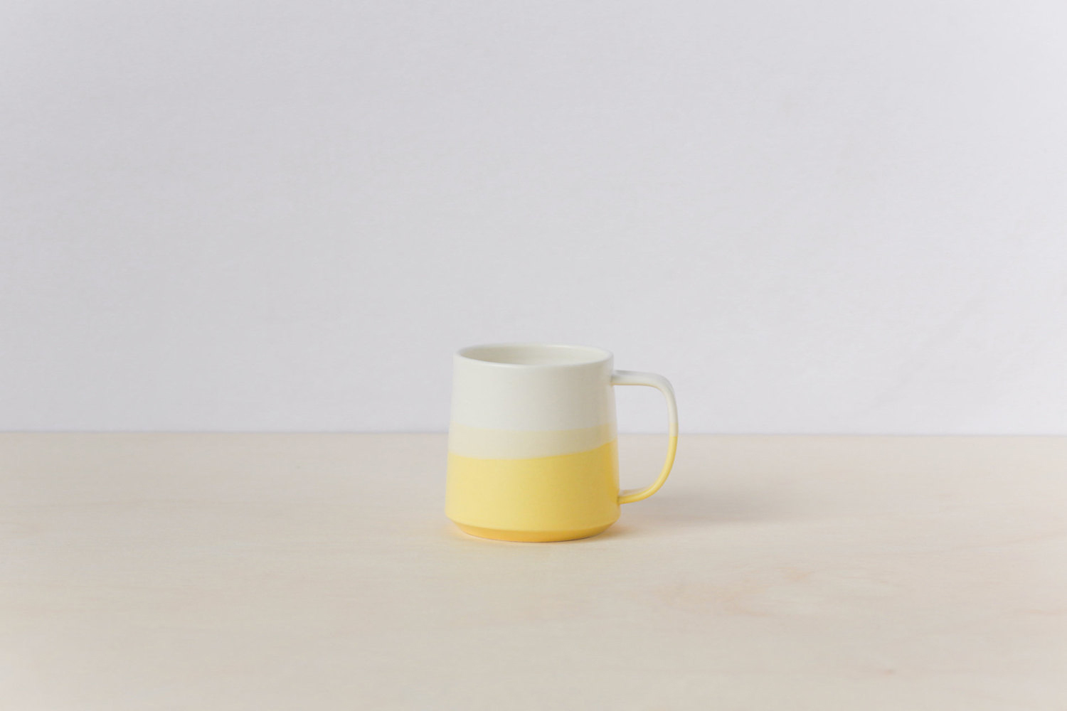 The Danish Mug in Black + White