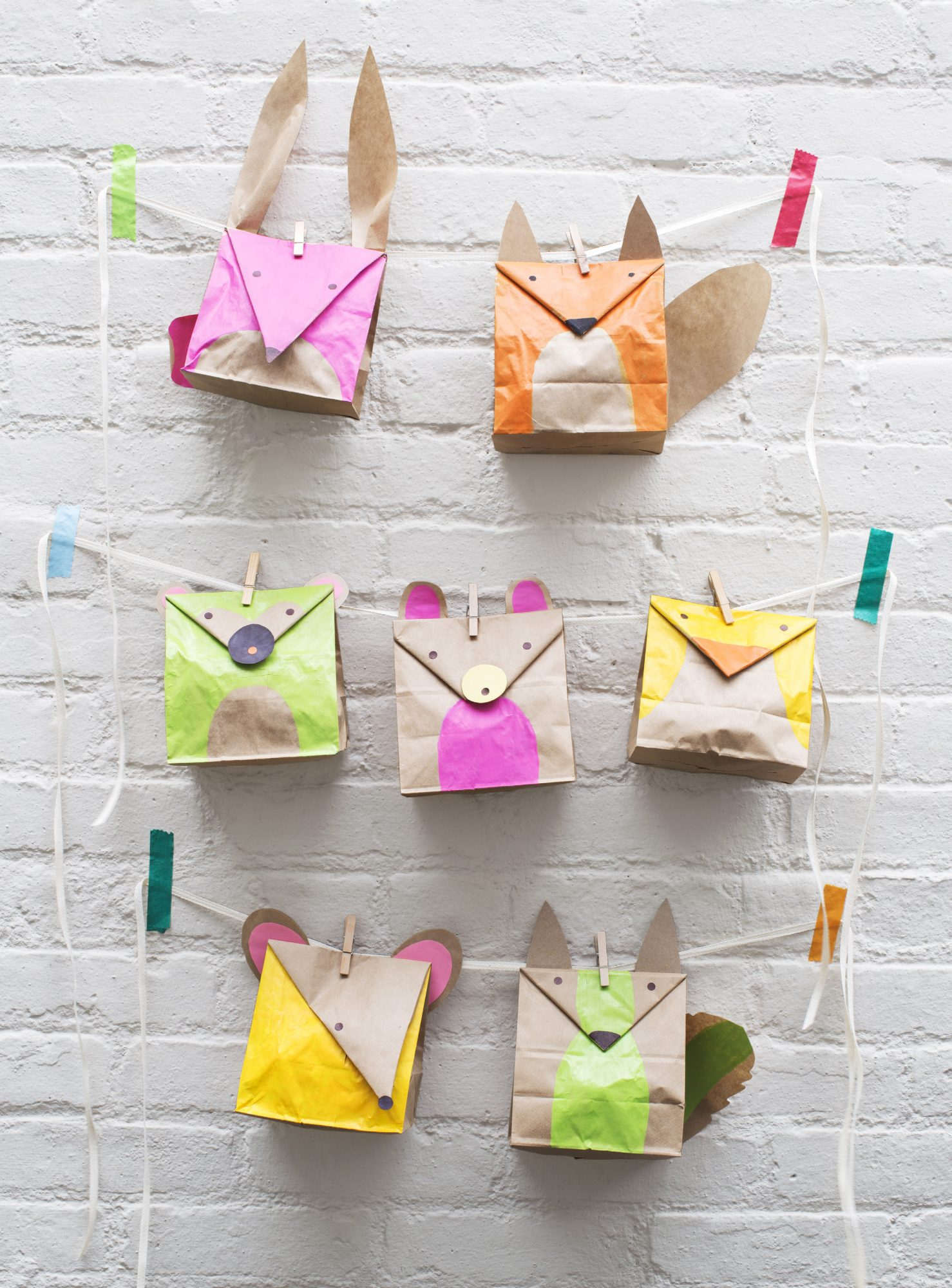 3 Adorable And Easy Crafts Your Kids Will Love Real Simple