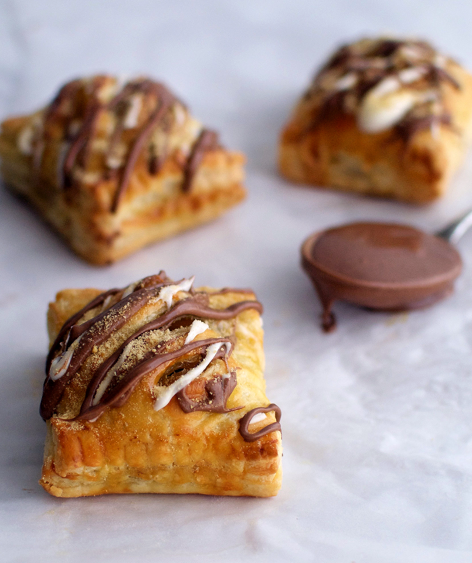 Puff Pastry Poptarts
