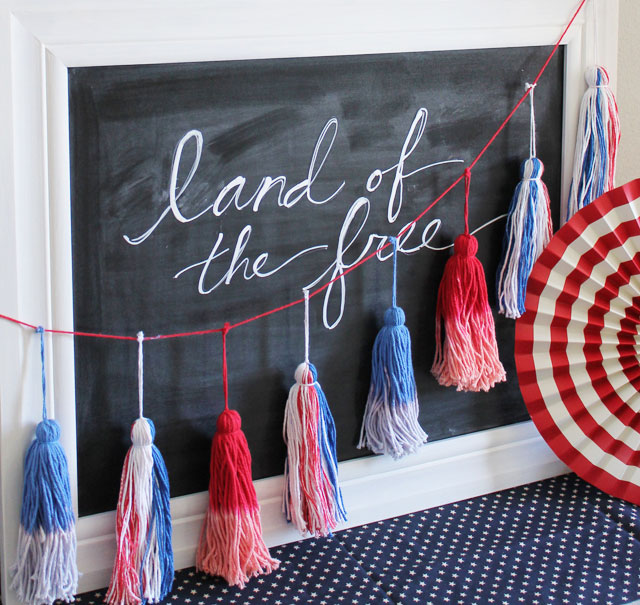 11 Fourth Of July Decorations You Can Make Yourself