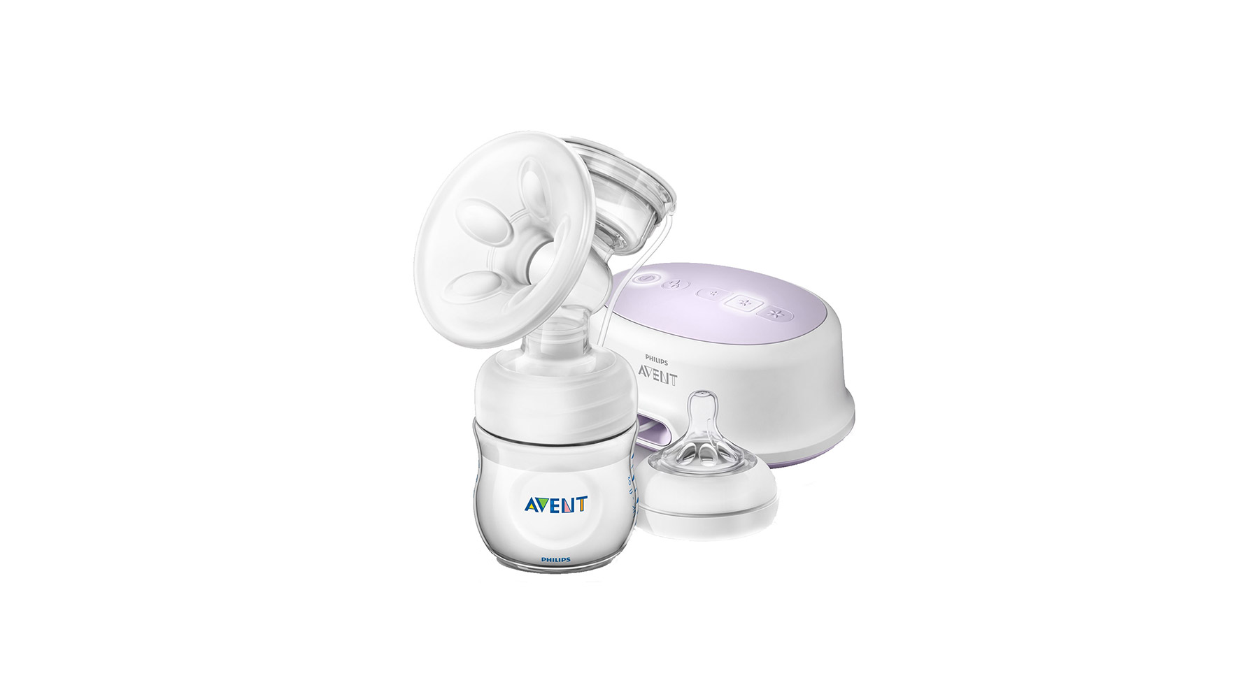 Best Single Electric Breast Pump: Philips Avent Single Electric Breast Pump