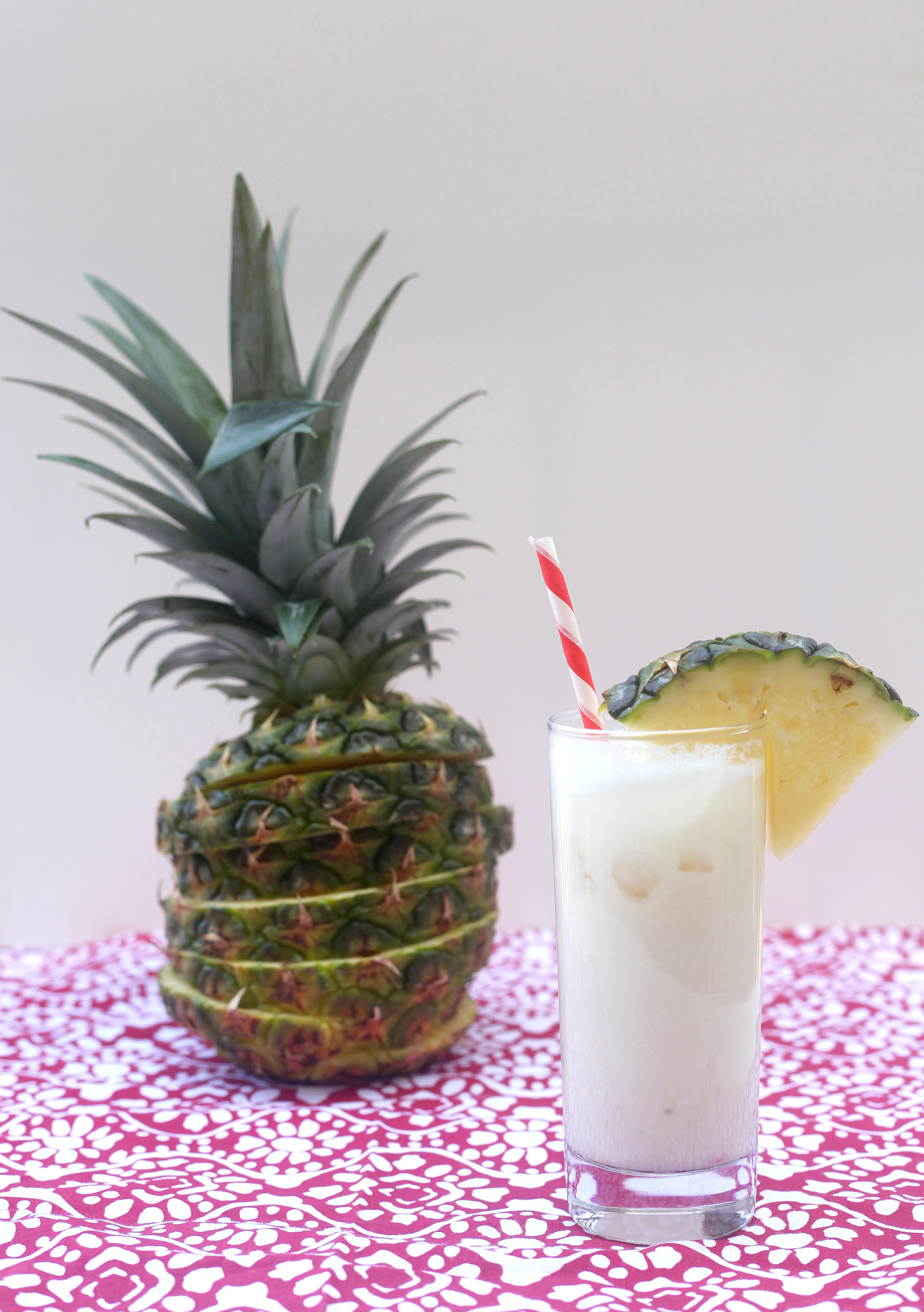 Pineapple Coconut Ginger Cooler