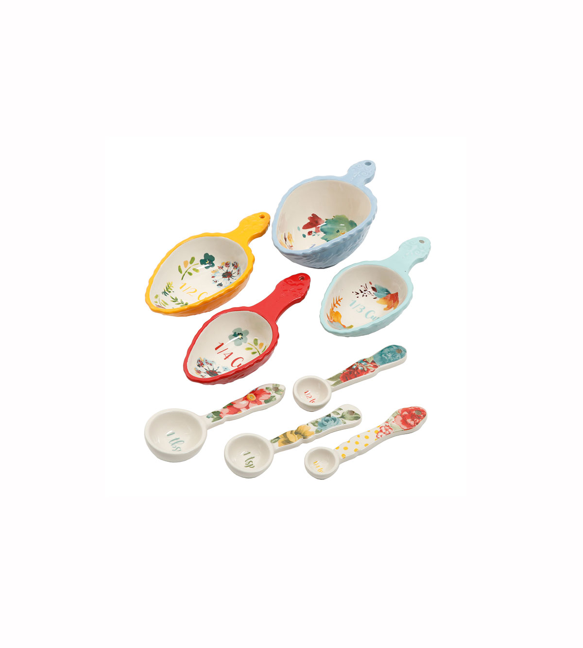 Measuring Spoon and Scoop Set