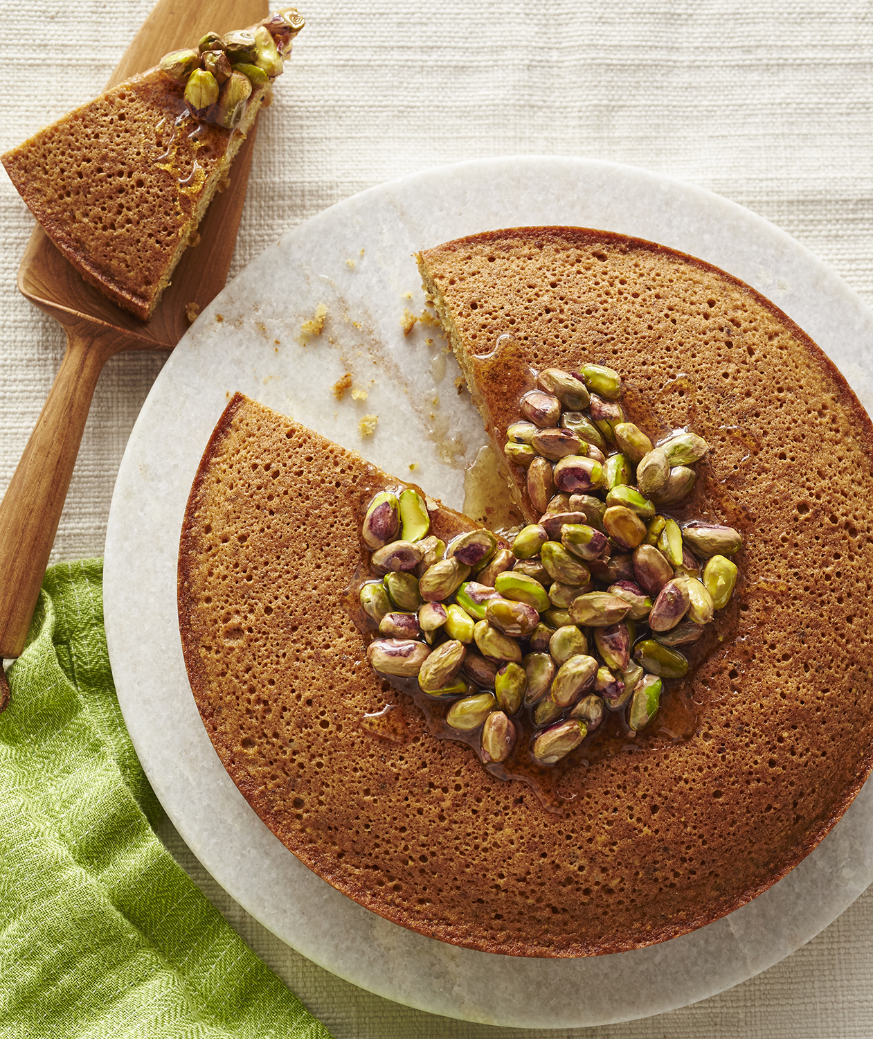 pistachio-brown-butter-cake