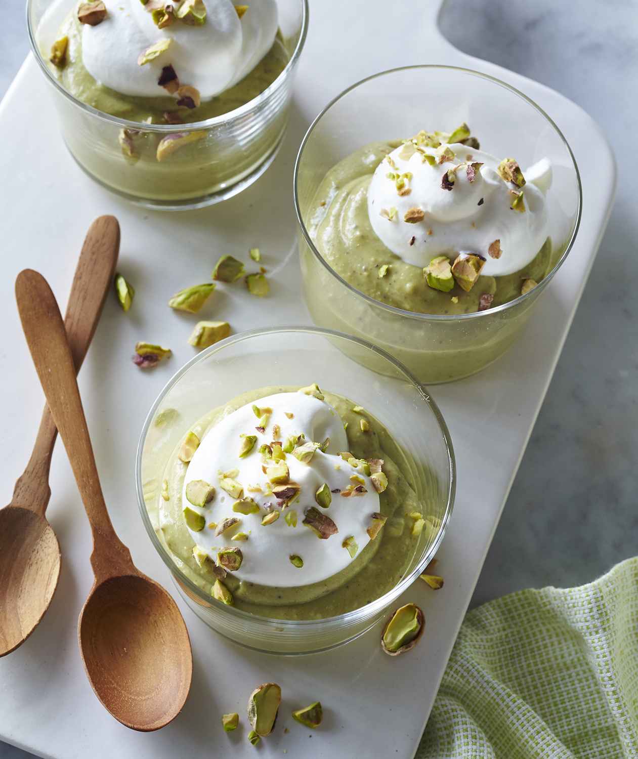 pistachio-pudding