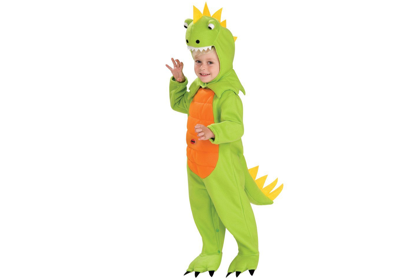Talking Plush Dinosaur Costume