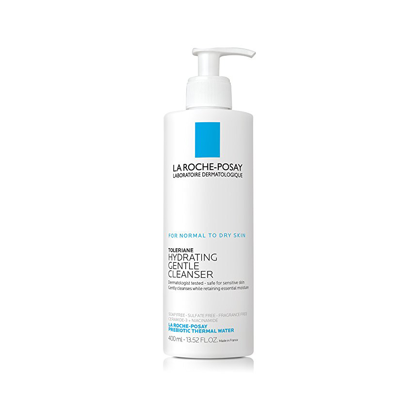 La Roche-Posay Gentle Face Cleanser