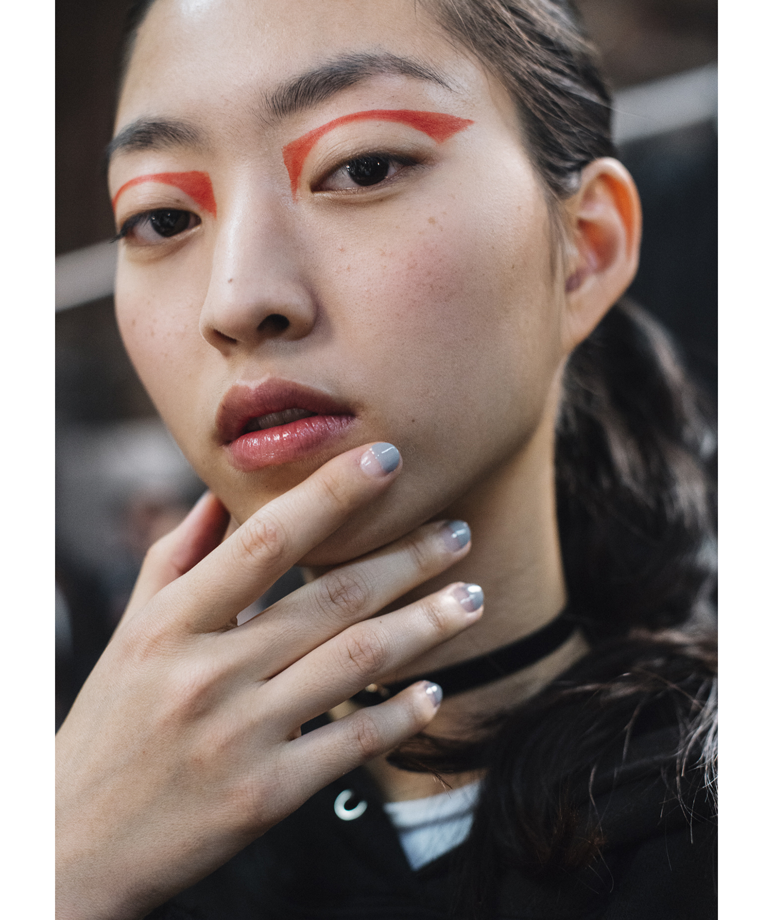 Prabal Gurung Fall/Winter 2017 nails