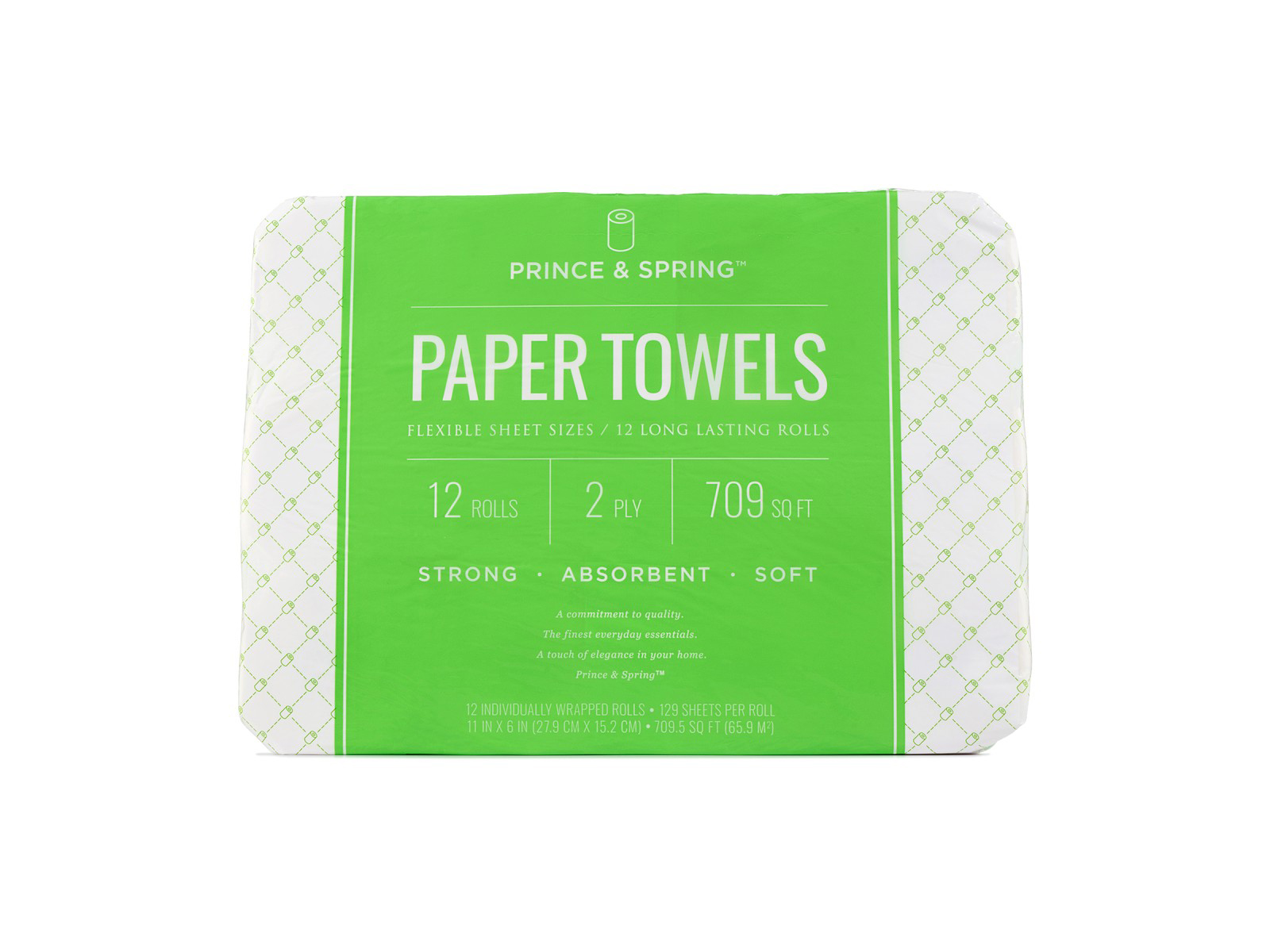Prince & Spring Ultra Towel (5 Items to Buy From Boxed)