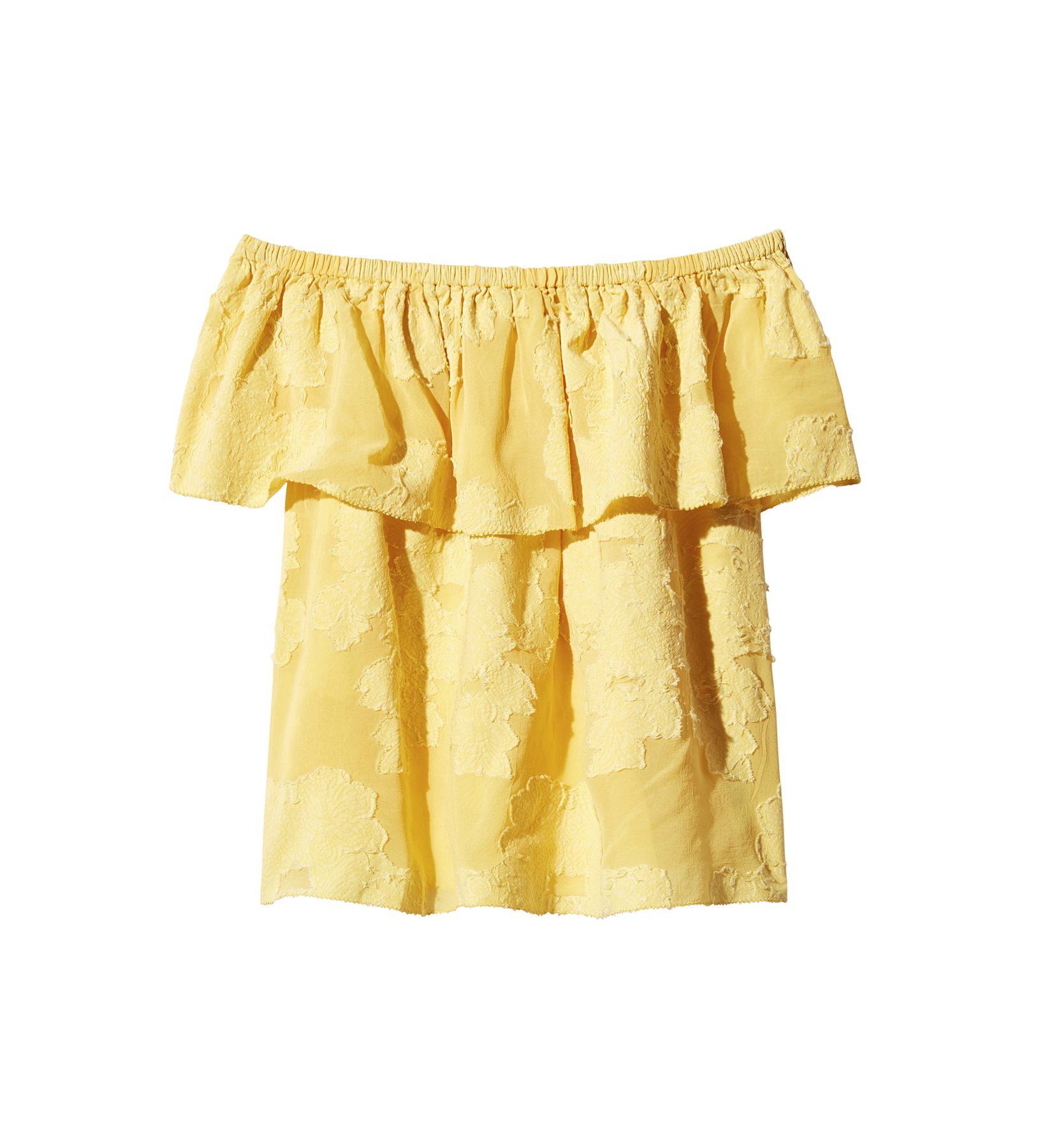Wilfred Promener Blouse in Misted Yellow