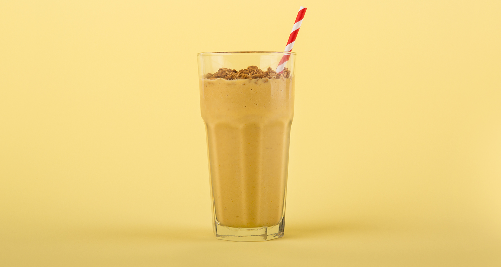 Pumpkin and Roasted Apple Breakfast Smoothie
