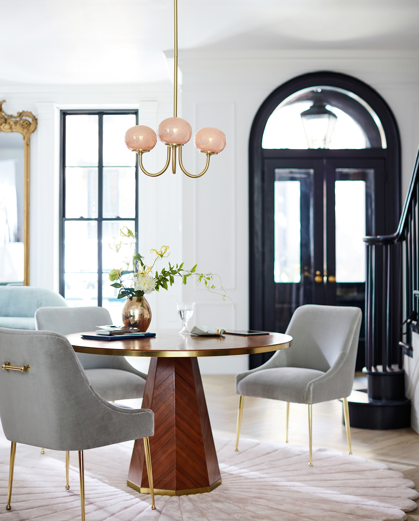 Contemporary: Quillen Dining Table