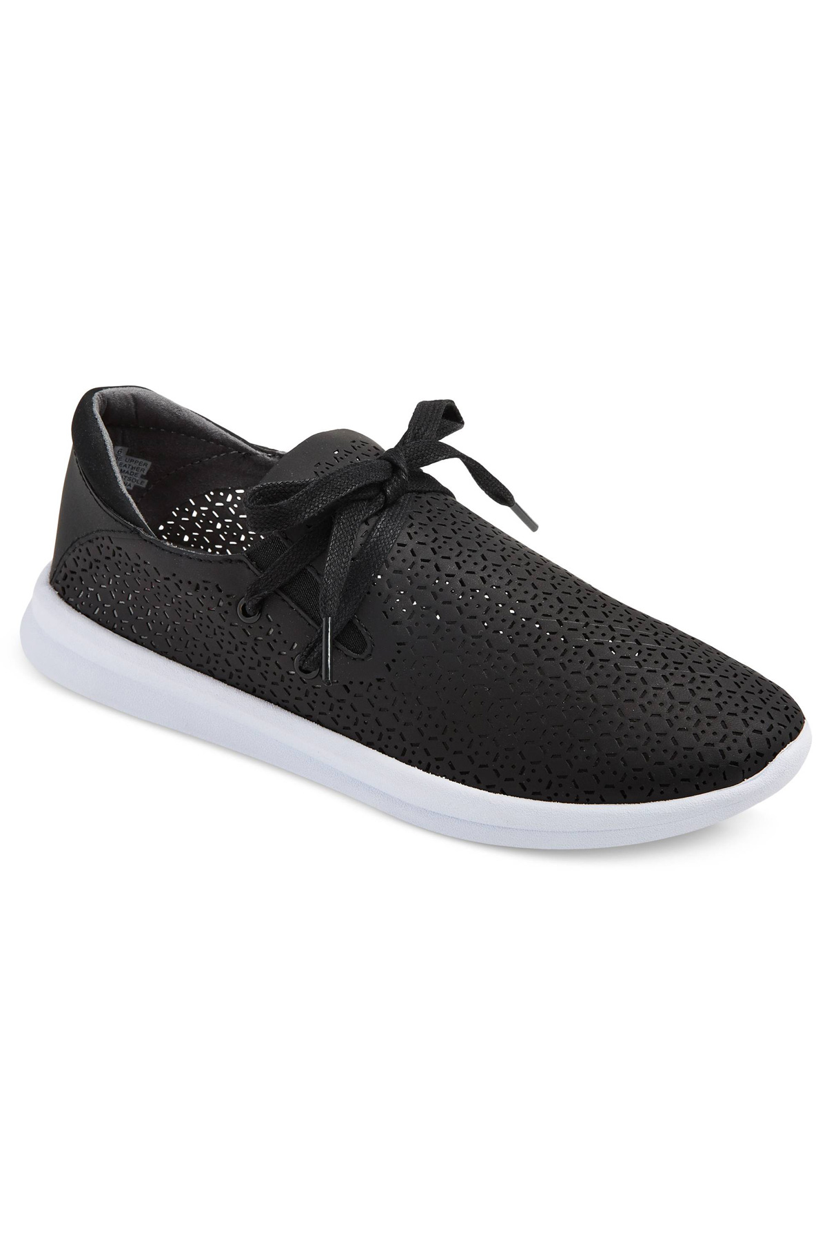 Raelee Perforated Sneakers