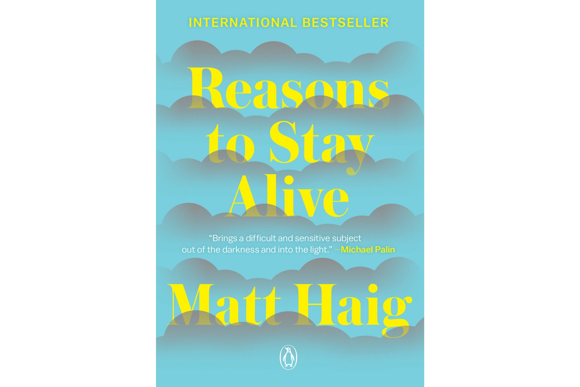 Reasons to Stay Alive, by Matt Haig