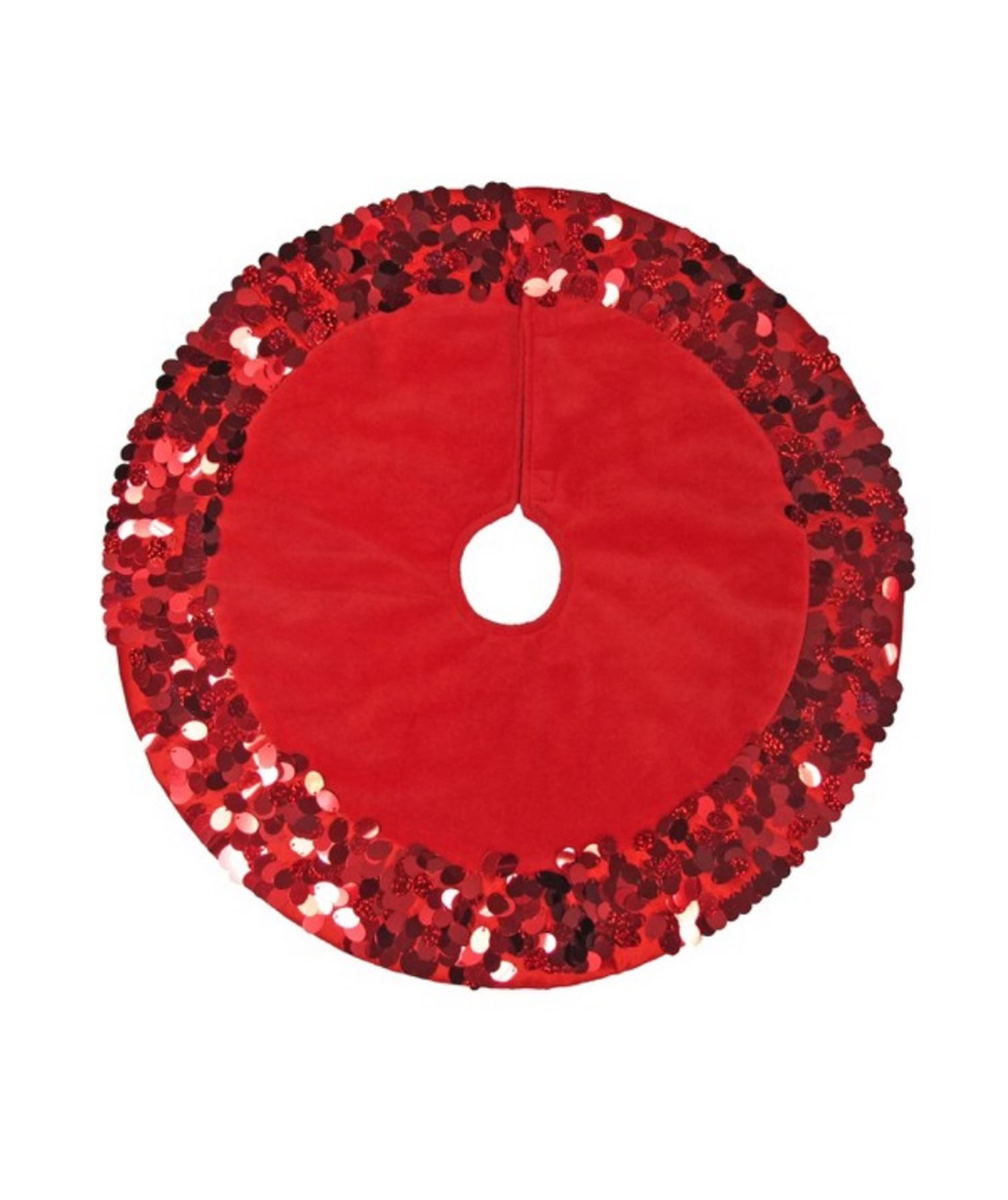 Red Tree Skirt
