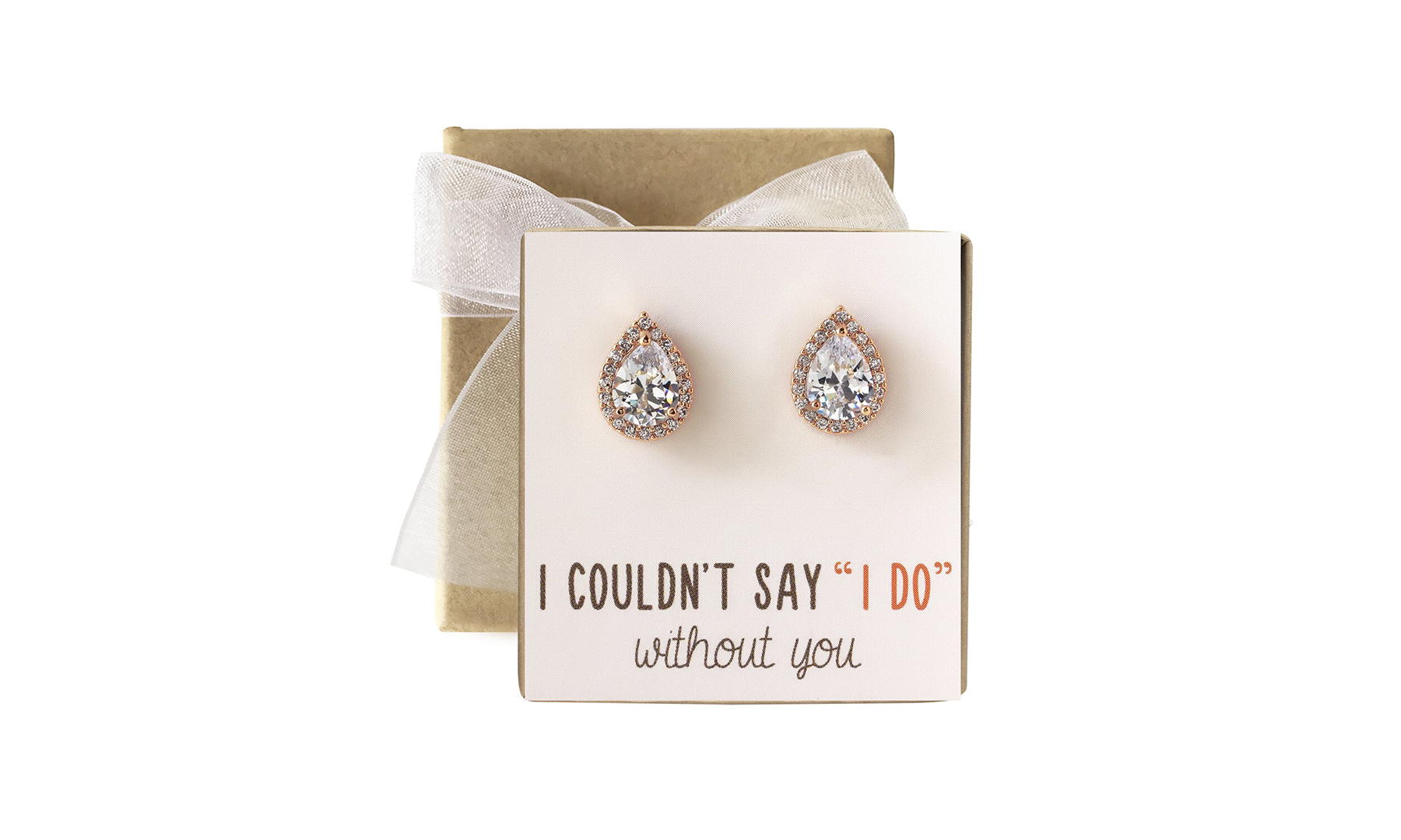 10 Elegant Bridesmaids Earrings That Are $30 (or Less)
