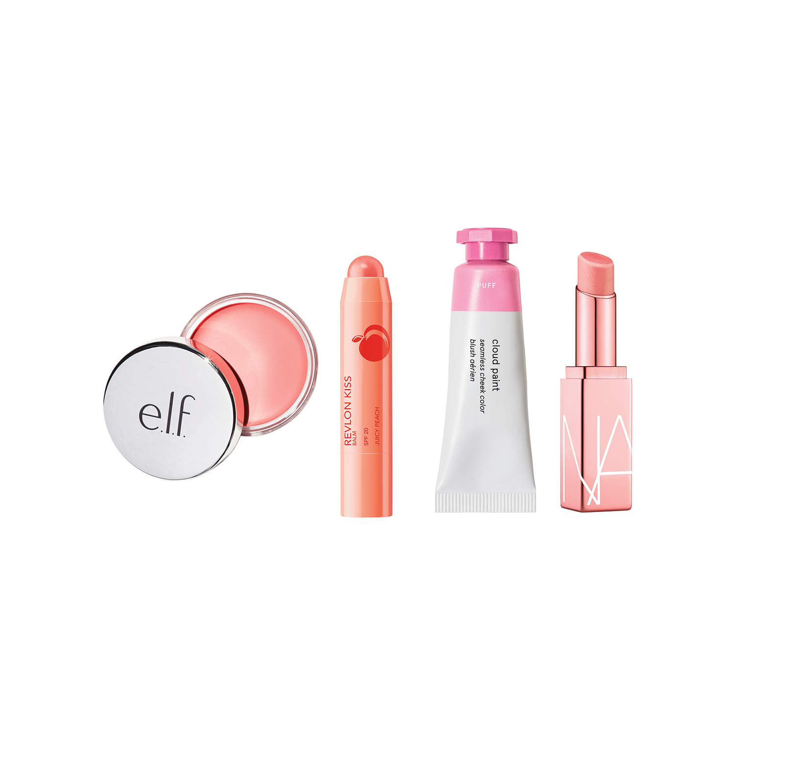 Rosy Glow + Peach Lips Products (0818BTY)