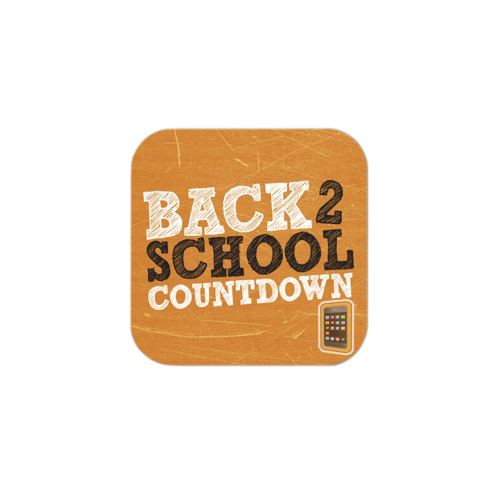 Back 2 School Countdown