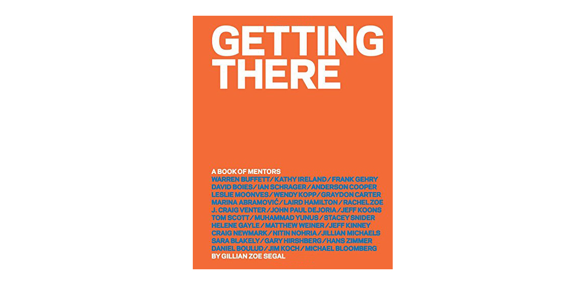 Getting There, by Gillian Zoe Segal