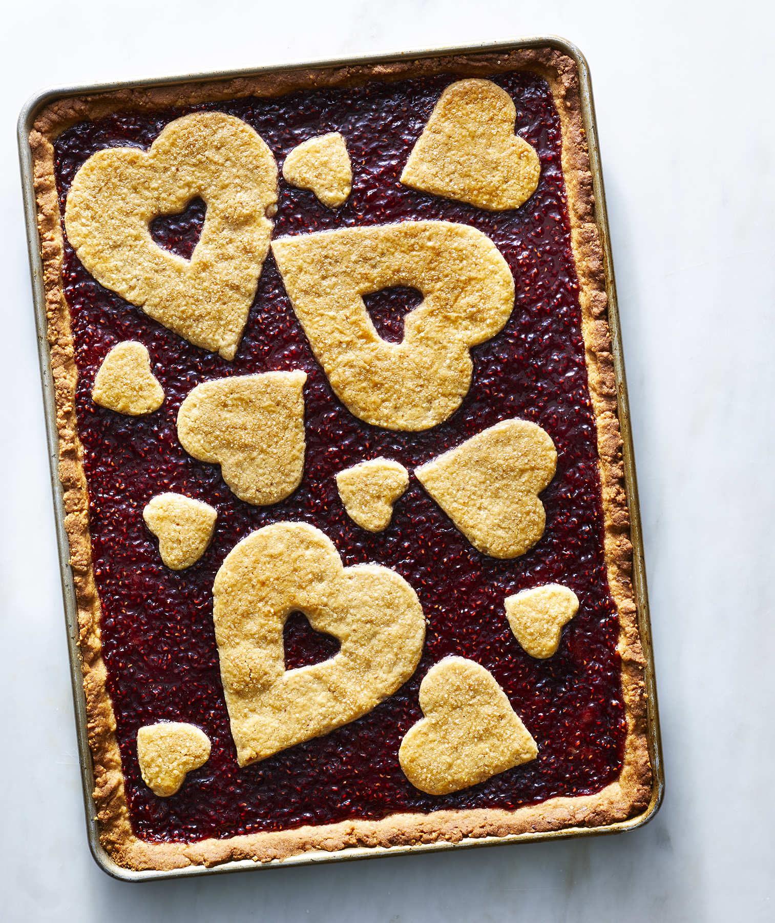 We Just Discovered Sheet Pan Desserts and We're Officially in Love