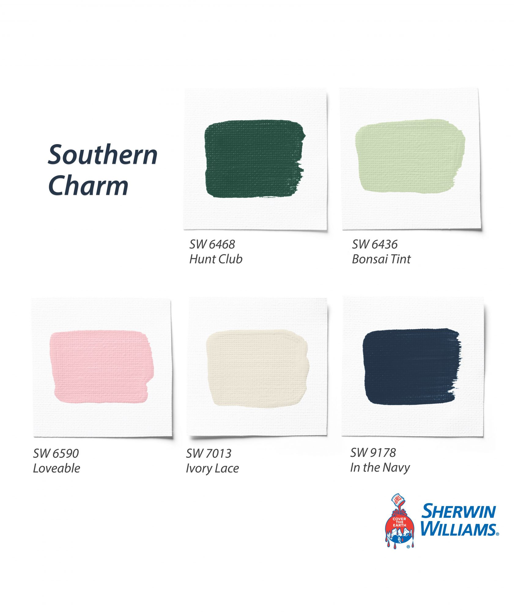Sherwin Williams Palette