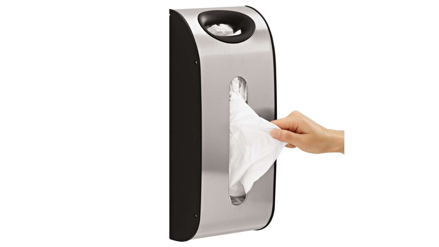 SimpleHuman Grocery Bag Dispenser