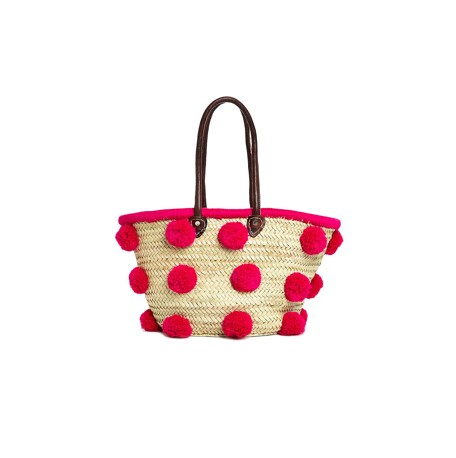 Marrakech Pom Pom Large Tote