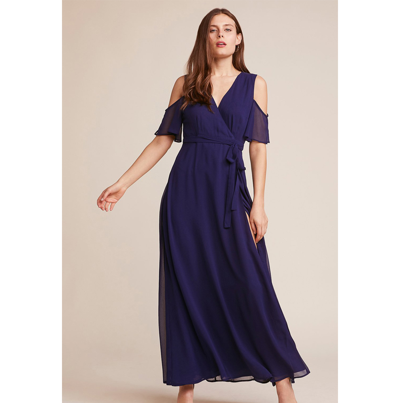 Cross My Heart Bridesmaids Dress