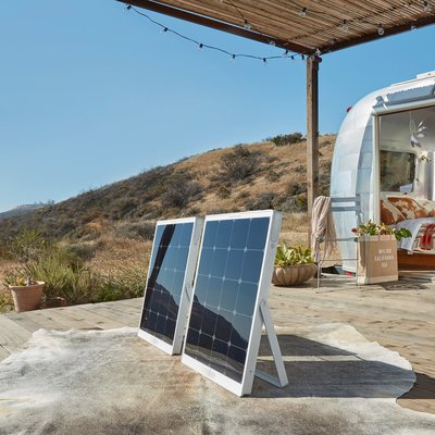 SolPad Stand Alone Solar Pad