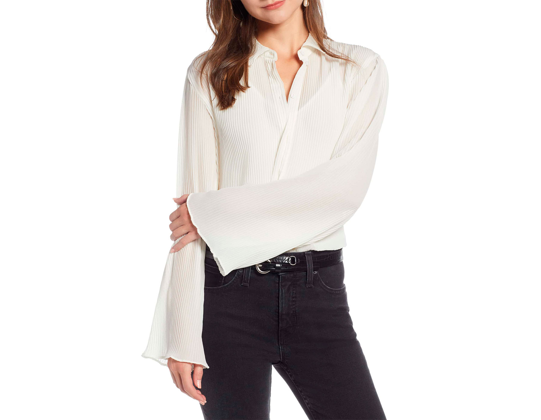 Something Navy x Nordstrom Collection Shirt