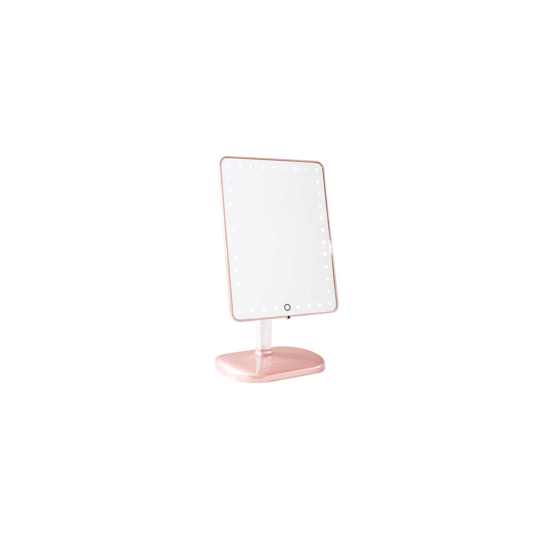 Splurge-Worthy Beauty Essentials: A LED Mirror
