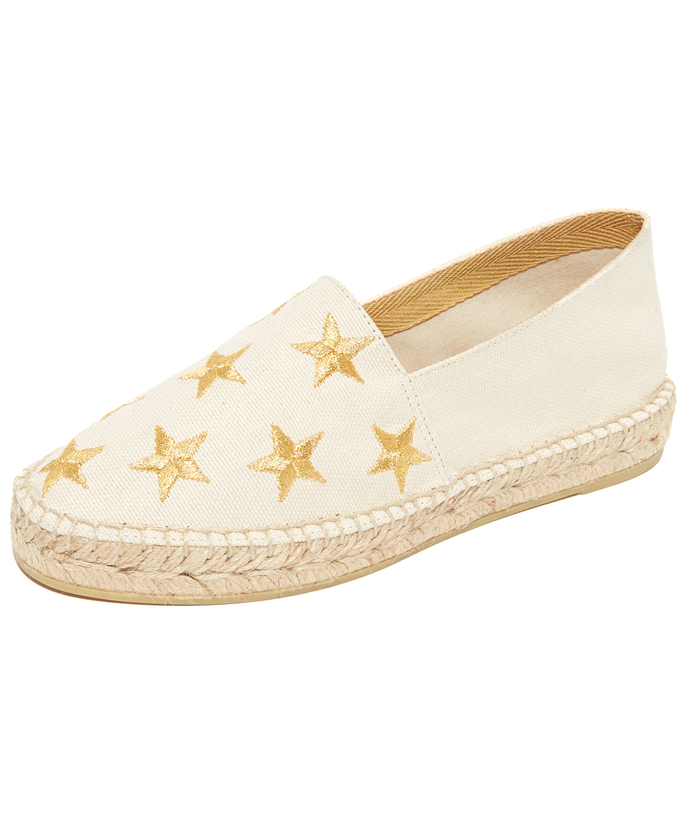 South Parade Star Embroiedered Espadrilles