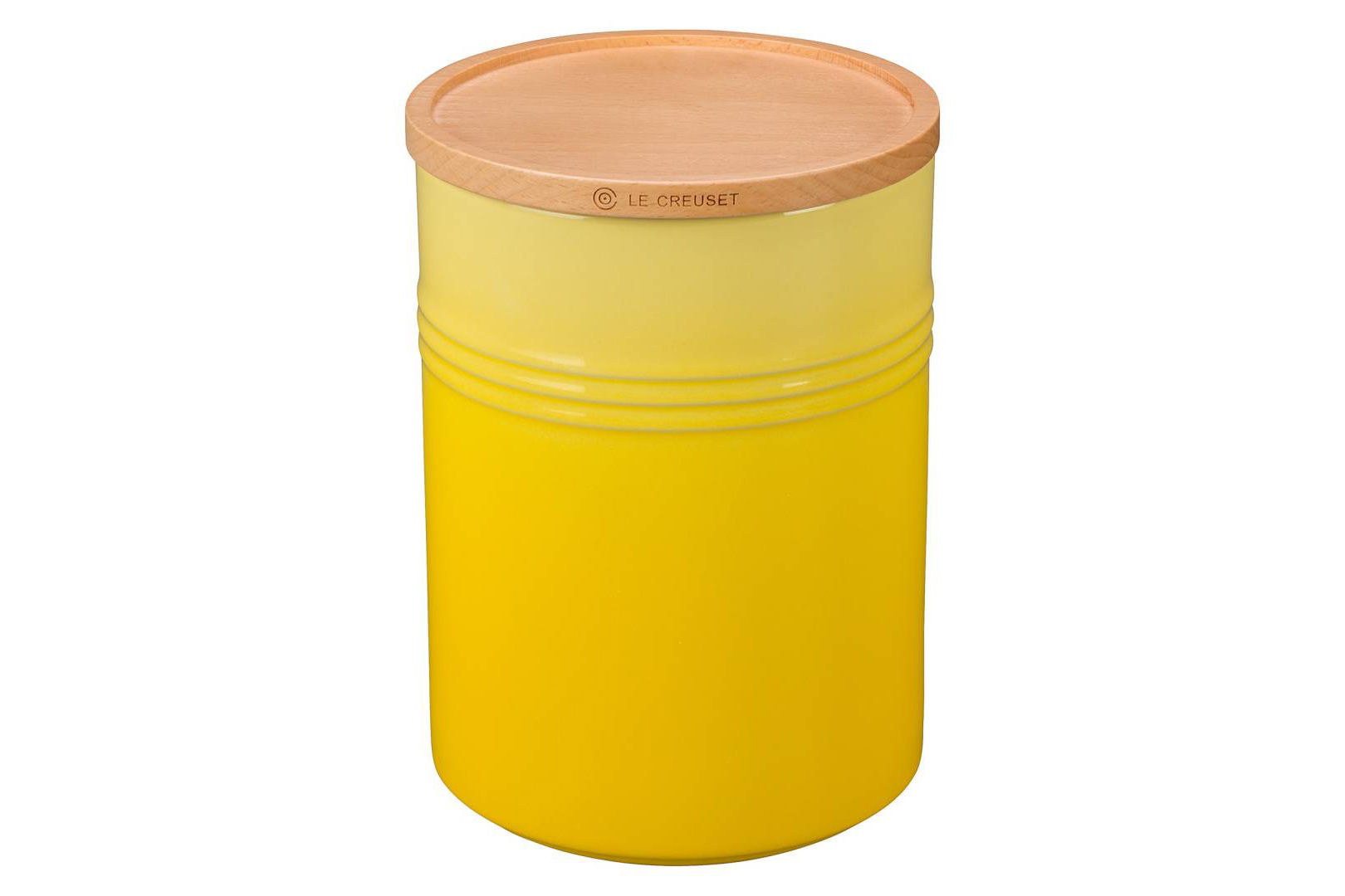 22-Ounce Stoneware Storage Canister