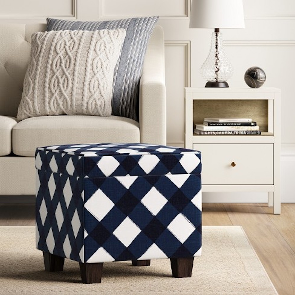 Storage Ottoman from Target