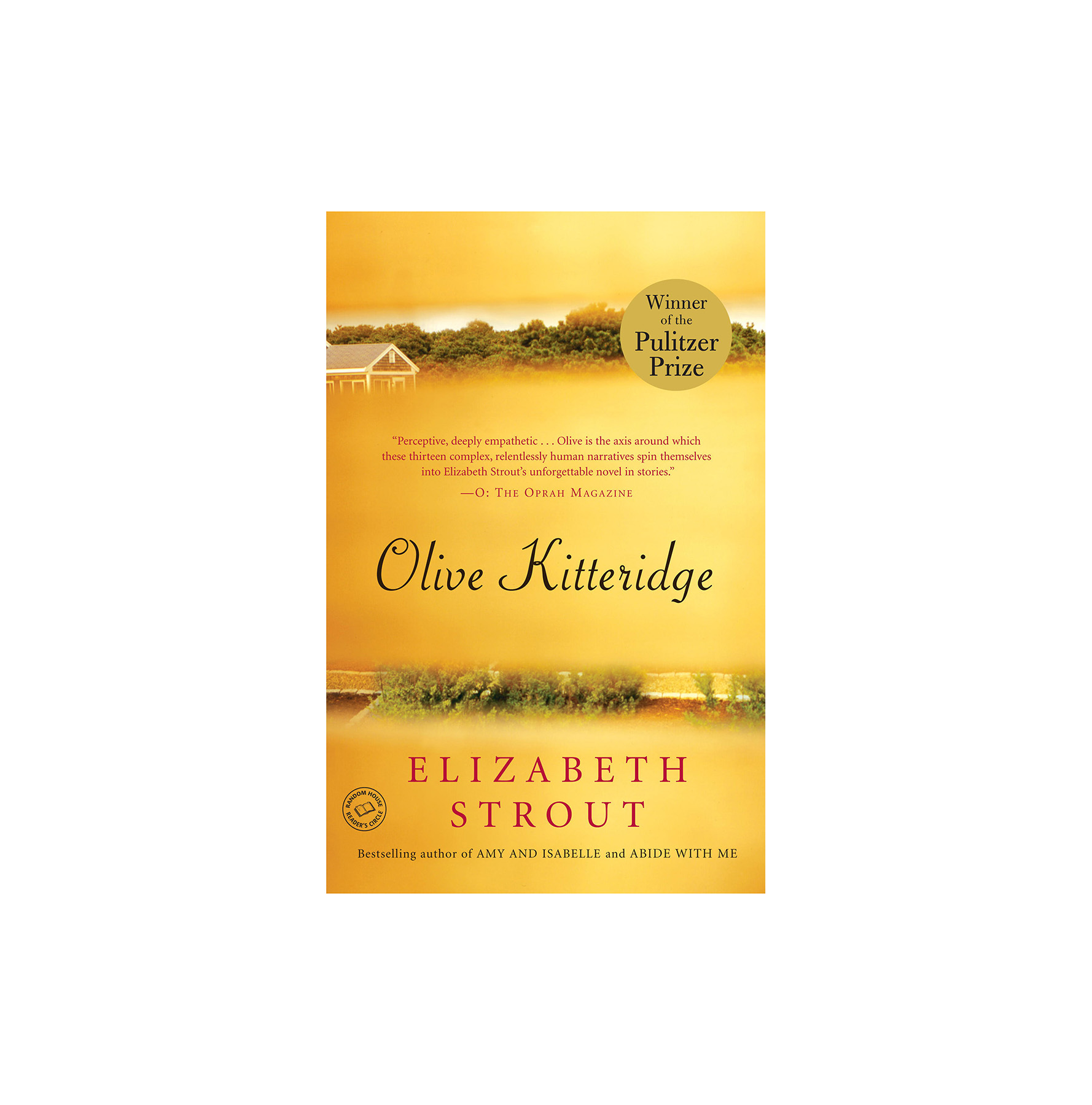 Olive Kitteridge, by Elizabeth Strout