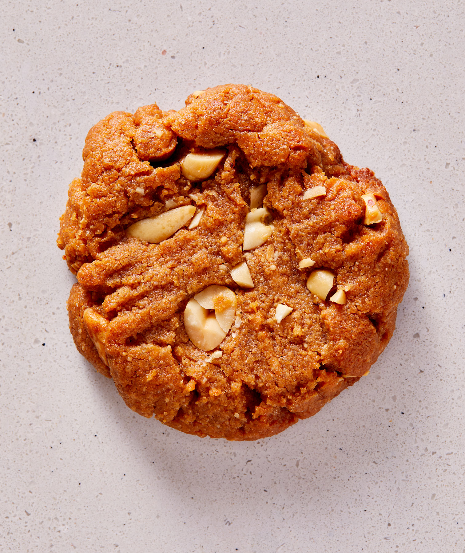 Super-Crunch Peanut Butter Cookies