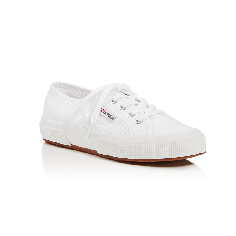 Superga Women's Classic Lace Up Sneakers